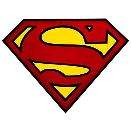 ABYstyle ABYACC180 muismat, motief Superman logo, meerkleurig