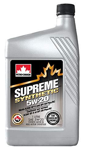 Petromax de Canada Supreme Synthetic 5W de 20