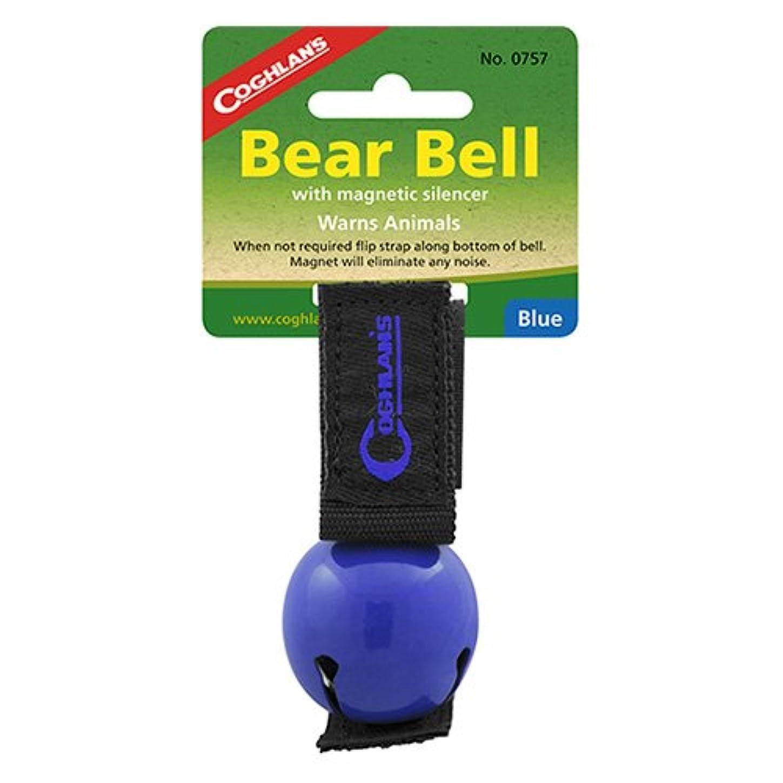 サービス無駄だ運ぶCOGHLANS(コフラン) ベアーベル ブルー Bear Bell Blue 熊避け
