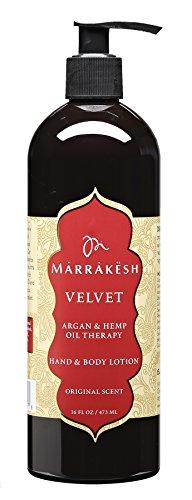 Marrakesh Velvet Hand and body lotion 473ml