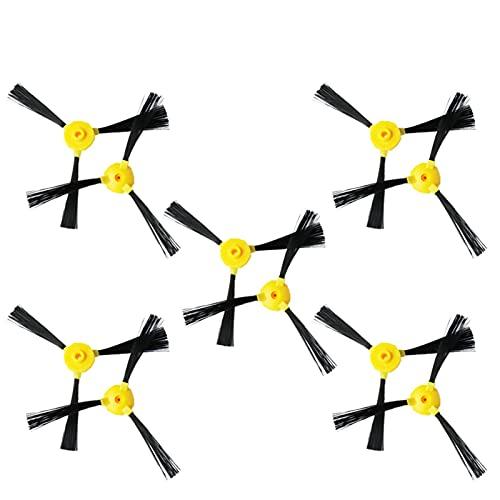SDFIOSDOI Parti per aspirapolvere Robot Aspirapolvere Spazzola Laterale Filtro HEPA Adatto per Liectroux B2005Plus B6009 Robot Aspirapolvere Sostituzione dei Pezzi di Ricambio (Color : 10 Side Brush)