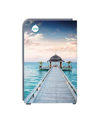 Komerci Fotodruck Frontblende für Luftreiniger Marreal AP3001 mit Motiv Meeressteg