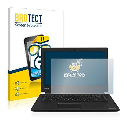 BROTECT Schutzfolie kompatibel mit Point of View Twist 11601 (2 Stück) klare Displayschutz-Folie