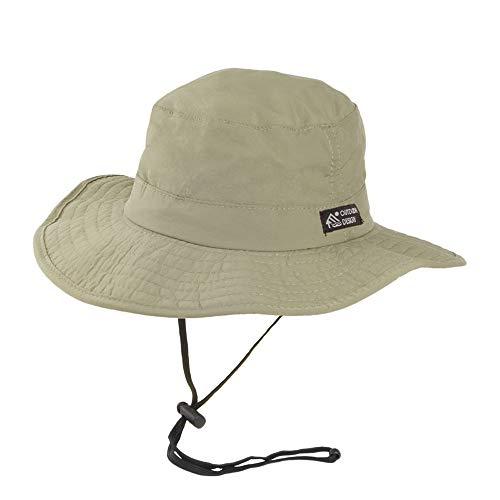 Village Hats Chapeau Bob Boonie Pliable à Bord Large Fossil Dorfman Pacific - M