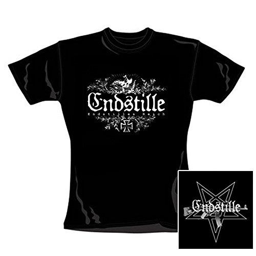 Girl Shirt - Endstilles Reich [Size S] - schwarz