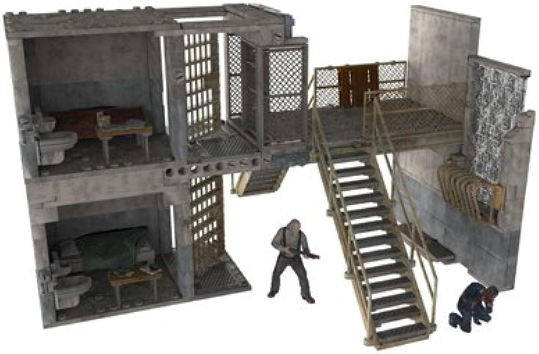 muchas sorpresas Walking Dead - Juego Juego Juego de construcción de célula de la prisión  compra en línea hoy