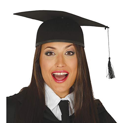 Guirca- Sombrero Estudiante-Graduado Fieltro (Müller & Küssner GbR 13890)