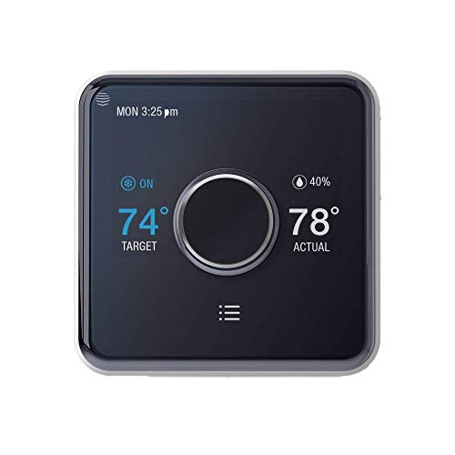 Hive Heating and Cooling Smart Thermostat Pack, Thermostat + Hive Hub, Works with Alexa & Google...