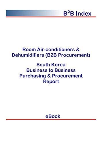 Room Air-conditioners & Dehumidifiers (B2B Procurement) in South Korea: B2B Purchasing + Procurement Values