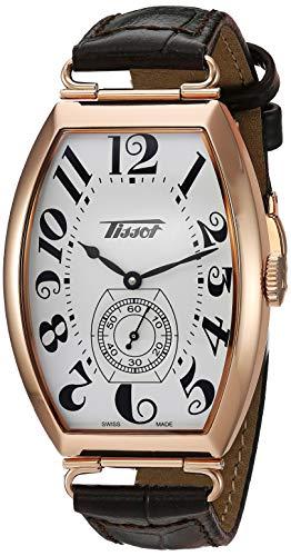 Tissot Unisex-Uhren Analog Handaufzug One Size 87871118