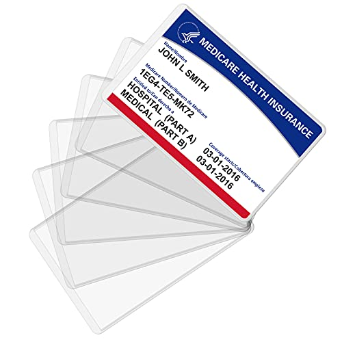 Fabmaker New Medicare Card Protecto…