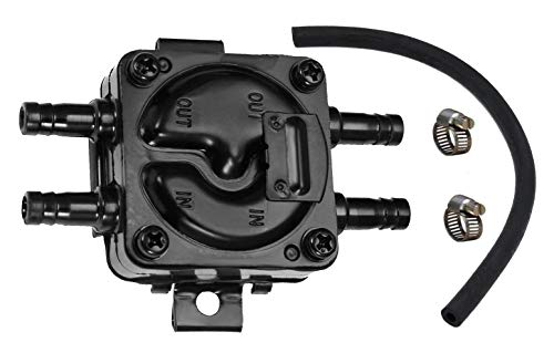 Onan Engine Vacuum Fuel Pump,For P216G P218G P220G P224G B43E B48G B48G B43 B48 P218 P220 Mower Replaces part number: 149-1544, 149-2187-01,149-1982,149-2187