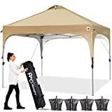 ABCCANOPY 10 x 10 Pop-Up Canopy Tent Beach Canopy Instant Shelter Tents Canopy