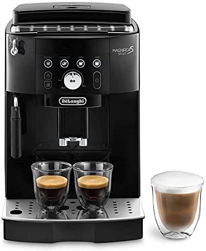 De'Longhi Magnifica S Smart Macchina da caffè Automatica, 1450 W, 2 Cups, Plastic, Nero