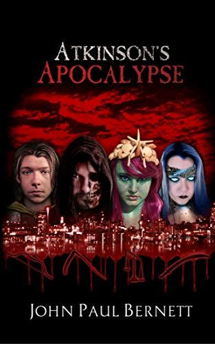Atkinson's Appocalypse (The Reaper Series Book 5) (English Edition)