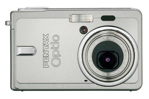 Pentax Optio S6 - Cámara Digital Compacta 6.3 MP (2.5 Pulgadas LCD, 3X Zoom Óptico)