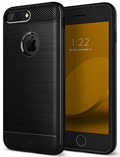 Capa Para Phone 7 Plus (5.5) Caseology Vault (Preto)