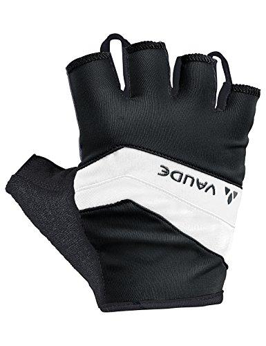 VAUDE Herren Men's Active Gloves Handschuhe, Black/White, 7
