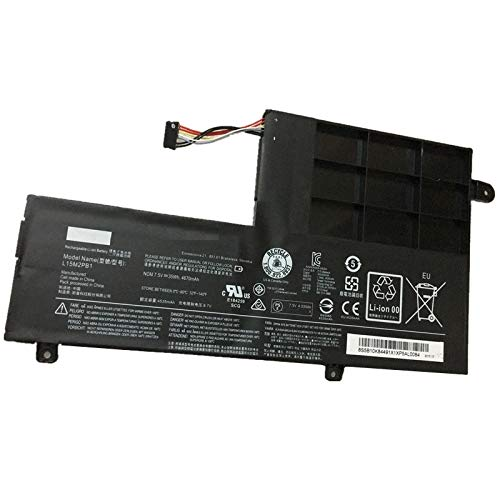 Szhyon Fit for 7.6V 4610mAh 35Wh L15C2PB1 L15L2PB1 L15M2PB1 Laptop Battery Fit for Lenovo YOGA 510 510-15IKB 510-15ISK 510-14AST 510-14IKB