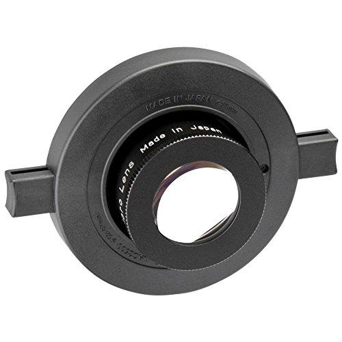 Raynox MSN-505 Lente de cámara videocámara - Objetivo (videocámara, 3/4, Objetivos Macro, 3,7 cm, Negro, 2,6 cm)