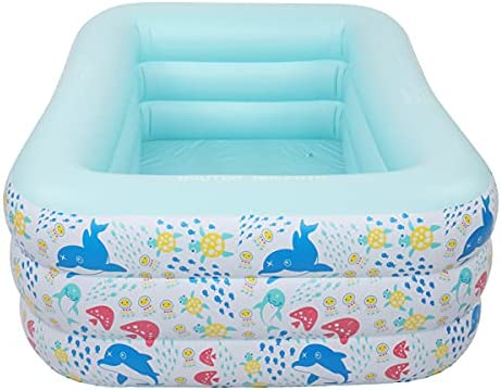 CFNB Inflatable Swimming Pool Lounge for Full-Sized Family Max 53% Some reservation OFF