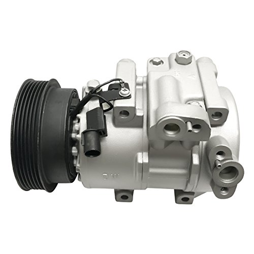 RYC Remanufactured AC Compressor and A//C Clutch IG120