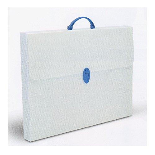 BALMAR 2000 valigetta polionda 27x37 dorso 8 (254-p)