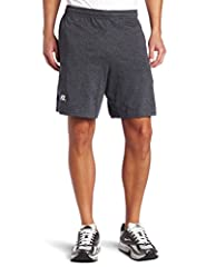 """Relaxed Fit: Most generous, relaxed fit. Extra room for a full spectrum of movement and comfort. Stays soft and durable wash after wash Elastic waist with internal drawcord ensures a secure fit Deep side pockets to help keep items secure 8"""" Inseam Co..."""
