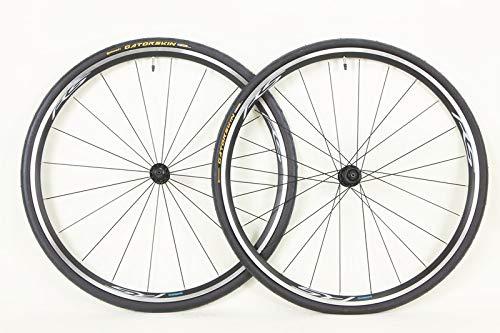 Quality Road Bike Wheels Wheel Set RS-100 700c Rims + Continental Gatorskin 700 x 28 Tires & Tubes