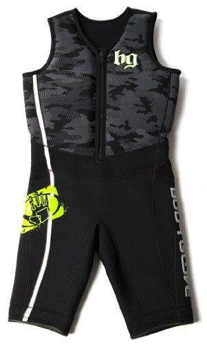 Body Glove Men's Nightmare Ski Jump Suit Wetsuit (Large)