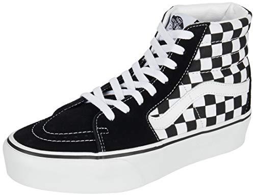 Vans Sk8 Hi Platform Calzado Checkerboard