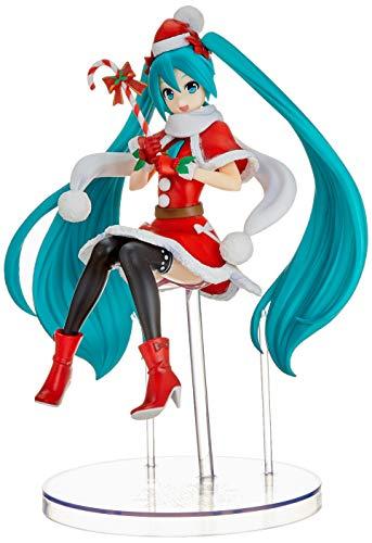 Figurine - Hatsune Miku - Miku Christmas 2018 Version SPM 24 cm