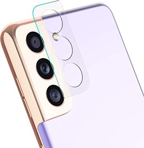 【araree】 Galaxy S21 5G 対応 カメラ 保護 フィルム 9H ガラス カメラカバー 薄型 保護フィルム 指紋防止 カメラ保護 ガラスフィルム高透過率 カメラレンズカバー レンズ保護フィルム [ Samsung GalaxyS21 ギャラクシー S21 ギャラクシーS21 / SCG09 / SC-51B 対応 ] C-Sub Core クリア