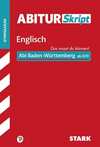 STARK AbiturSkript - Englisch - BaWü