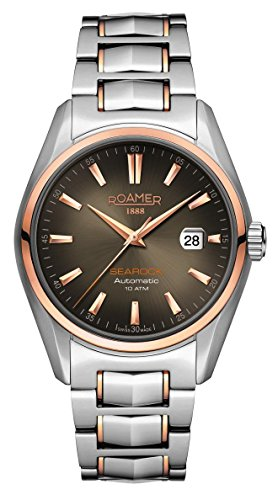 Roamer Herren-Armbanduhr Analog Automatik 210633 49 02 20