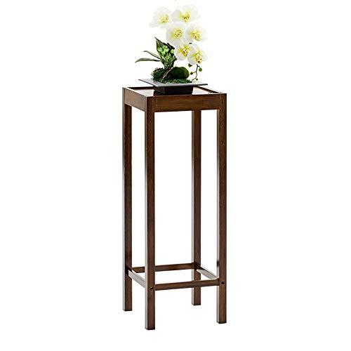 Plantez Le Cadre De Fleur De Cadre De Bambou De Cadre, Présentoir De Support De Pot De Fleur, Décoration De Balcon De Salon