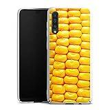 DeinDesign Coque Compatible avec Samsung Galaxy A50s Étui Housse Maïs Grillades Barbecue...