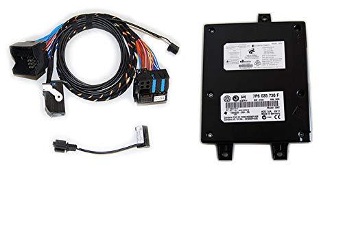 Bluetooth A2DP Freisprecheinrichtung Premium 7P6035730 K RNS 510 310 315 RCD510 Smartphone FSE gleich 5K0 035 730 D, E, F, K, L, M, N,