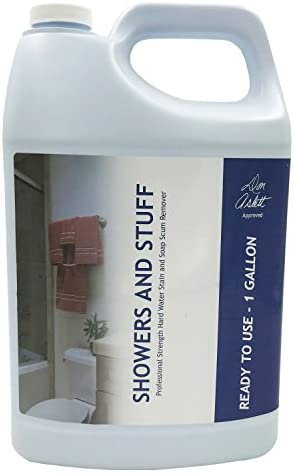 Don Aslett s Showers and Stuff Gallon product image