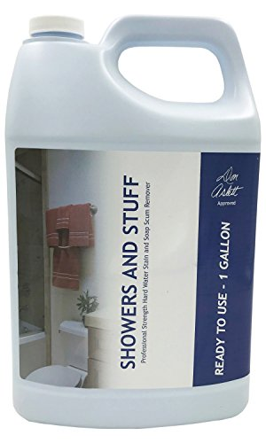Great Deal! Don Aslett's Showers and Stuff-Gallon