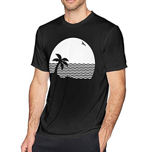 Mens Vintage Neighbourhood Wiped Out T Shirts Black