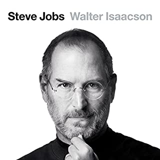 Steve Jobs. La biografía                   By:                                                                                                                                 Walter Isaacson                               Narrated by:                                                                                                                                 Roberto Medina                      Length: 27 hrs and 9 mins     1,030 ratings     Overall 4.8