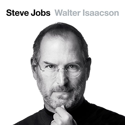 Steve Jobs. La biografía audiobook cover art