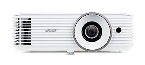 Acer H6521BD DLP Projektor (Native Full HD 1.920 x 1.200 Pixel, Kontrast 10.000:1, 3.500 ANSI Lumen)