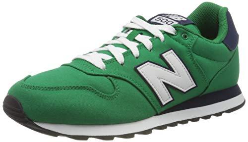 New Balance Herren 500 h Sneaker, Grün (Green Tsd), 44 EU