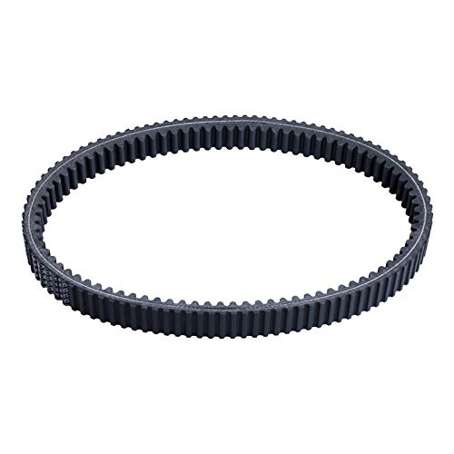 N/A/a Correa de accionamiento Resistente Compatible con 422280364, 715900212, 422280367 para Select Maverick 1000, Accesorios de Motocicleta