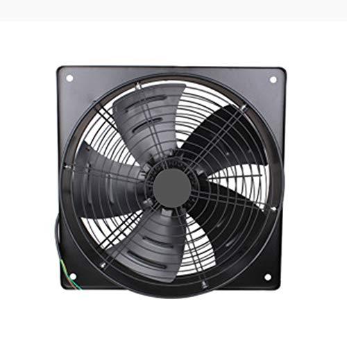 Ventilador extractor industrial de 195 W, 2280R/min, ventilador de pared, ventilador de baño, 220 V
