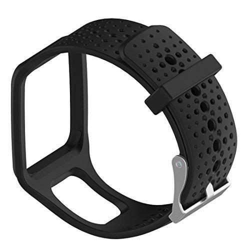 Lokeke, cinturino sostitutivo per smartwatch TomTom Multi-Sport GPS