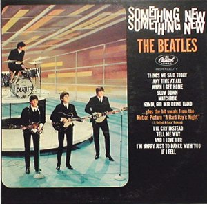The Beatles - Something New (Japanese Mini LP CD)