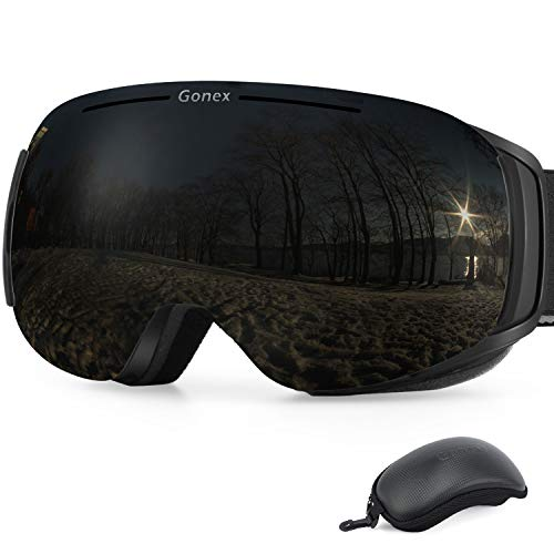 Gonex Magnetic Ski Goggles
